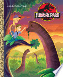 Jurassic Park Little Golden Book  Jurassic Park