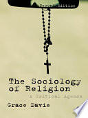 The Sociology of Religion