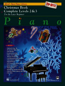 Alfred's Basic Piano Course Top Hits! Christmas: Complete 2 & 3
