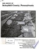 Soil Survey Of Schuylkill County Pennsylvania
