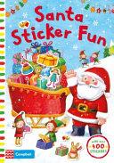 Santa Sticker Fun : ...