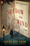 The Shadow Of The Wind : for a sprawling magic show.