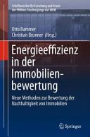 Energieeffizienz in der Immobilienbewertung