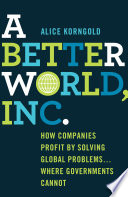A Better World  Inc