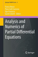 Analysis and Numerics of Partial Differential Equations