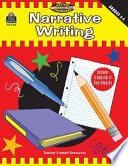 Narrative Writing  Grades 3 5
