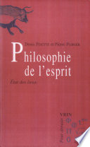illustration Philosophie de l'esprit