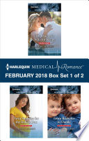 Harlequin Medical Romance February 2018   Box Set 1 of 2