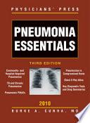 Pneumonia Essentials 2010