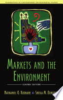 Markets and the Environment  Second Edition