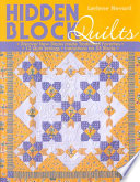 Hidden Block Quilts