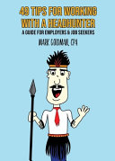 49 Tips for Working with a Headhunter Book PDF
