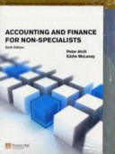 Accounting and Finance for Non Specialists with Account
