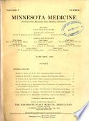 Minnesota Medicine