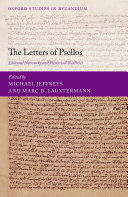 download ebook the letters of psellos pdf epub