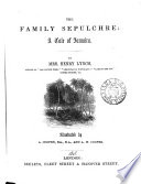 The Family Sepulchre