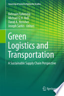 Green Logistics and Transportation