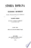 Storia romana di Teodoro Mommsen