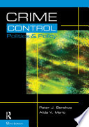 Crime Control  Politics and Policy