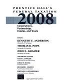 Prentice Hall S Federal Taxation