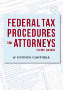 Federal Tax Procedures for Attorneys