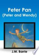 Peter Pan Peter And Wendy  book