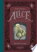 Alice de l autre c  t   du miroir
