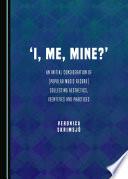 'I, Me, Mine?'