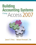 Building Accounting Systems Using Access 2007