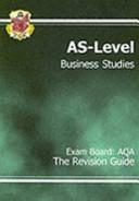 As Business Studies Aqa