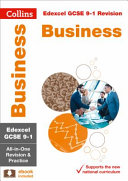 Collins Gcse Revision and Practice  New Curriculum   Edexcel Business All In One Revision and Practice