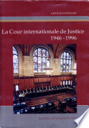 illustration Cour internationale de Justice