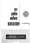 The Public Welfare Directory