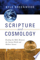 Ebook Scripture and Cosmology Epub Kyle Greenwood Apps Read Mobile