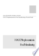 HACCP Implementation in Food Manufacturing
