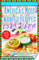 America s Most Wanted Recipes Kids  Menu