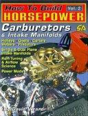 Carburetors and Intake Manifolds
