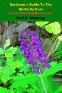 download ebook gardener's guide to the butterfly bush pdf epub
