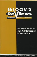 Alex Haley and Malcolm X s The Autobiography of Malcolm X