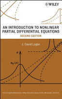 An Introduction to Nonlinear Partial Differential Equations