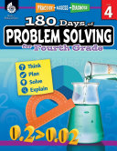 180 Days of Problem Solving for Fourth Grade  Practice  Assess  Diagnose  ePub 3