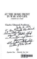 At the home front in war and life