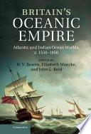 Britain s Oceanic Empire