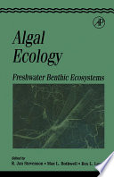 Algal Ecology