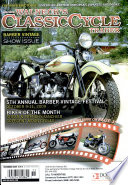 WALNECK S CLASSIC CYCLE TRADER    NOVEMBER 2009