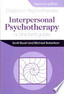 Interpersonal Psychotherapy 2E A Clinician s Guide