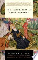The Temptation of Saint Anthony Book PDF