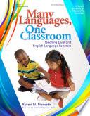 Many Languages  One Classroom