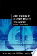 Skills Training In Reseach Degree Programmes