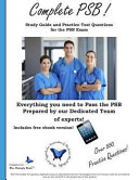 Complete Psb  Study Guide and Practice Test Questions for the Psb Exam
